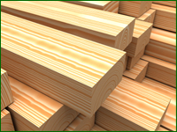 lumber products